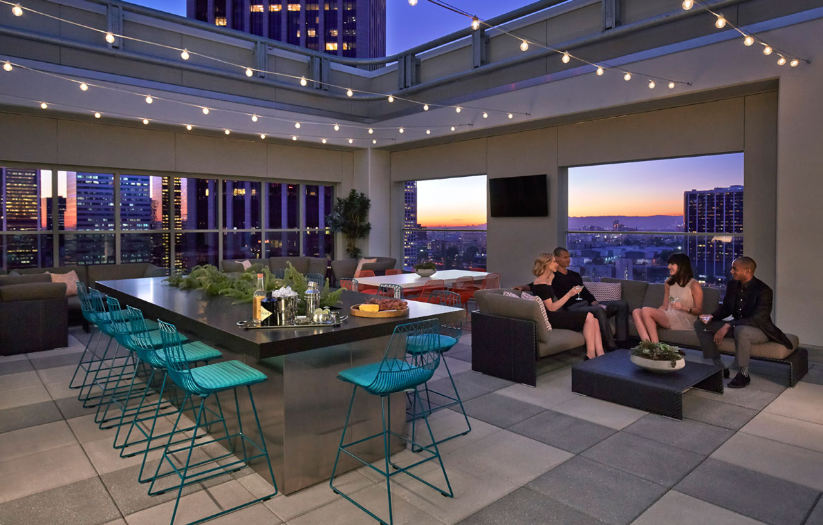 The Art Of Living Well In Downtown LA Celebrated Apartment Interiors