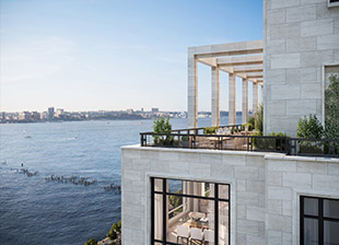 this 5bedroom penthouse is expected to set a new sales record for downtown manhattan