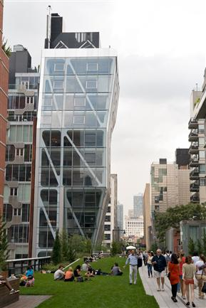 High Line Architecture