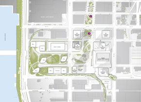 Hudson Yards, Site Plan, 01/2014